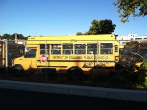 DCPS Bus